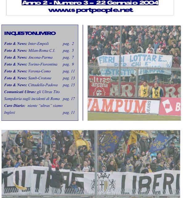 Copertina n° 2004-03