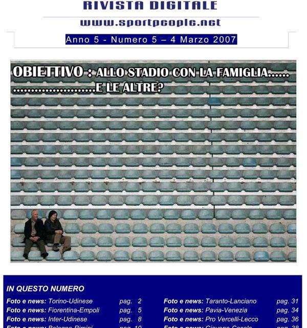 Copertina n° 2007-05